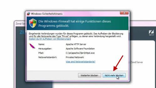 Прикрепленное изображение: Apache Firewall брандмауэр Windows.jpg