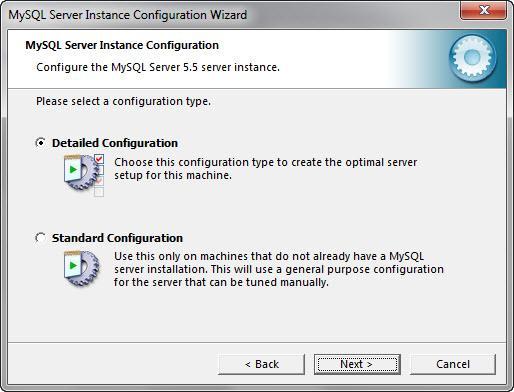 Прикрепленное изображение: Zend Server CE  Установка и настройка  MySQL -7.jpg