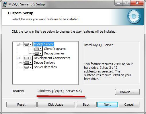Прикрепленное изображение: Zend Server CE  Установка и настройка  MySQL -4.jpg