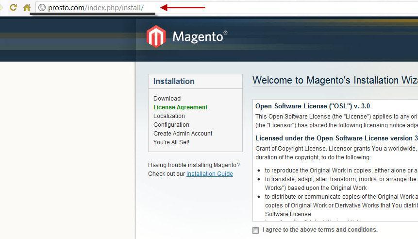 Прикрепленное изображение: Magento Installation  Установка.jpg