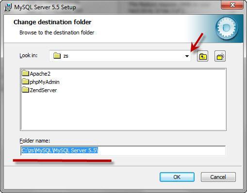 Прикрепленное изображение: Zend Server CE  Установка и настройка  MySQL -3.jpg